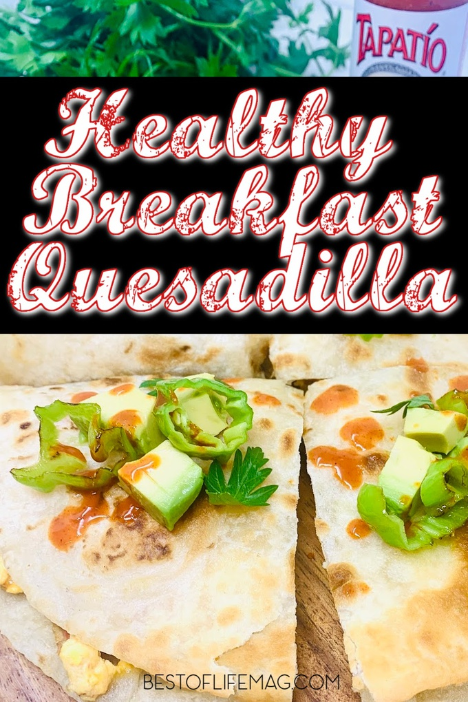 Add an easy healthy breakfast quesadilla recipe to your go-to breakfast recipes for a quick and delicious breakfast to start your day. Breakfast Ideas with Eggs | Egg Quesadilla | Loaded Breakfast Quesadilla | healthy Breakfast Recipes | Healthy Breakfast with Eggs | breakfast Dishes Healthy | Tortilla Breakfast Recipes | On The Go Breakfast Recipes #breakfast #recipe via @amybarseghian