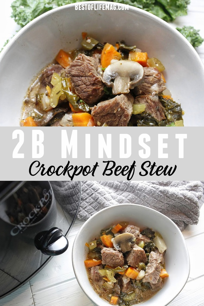 This crockpot 2B Mindset beef stew recipe takes all that you love about beef stew and using the Plate It! Guide and turns this comfort meal into a guilt free 2B Mindset dish. Crockpot Stew Recipe   Crockpot Recipes with Beef   Beef Slow Cooker Recipes   Slow Cooker Beef Stew   Crockpot 2B Mindset Recipes   2B Mindset Slow Cooker Recipes   Crockpot Weight Loss Recipes   Healthy Crockpot Recipes #2bmindset #crockpot via @amybarseghian