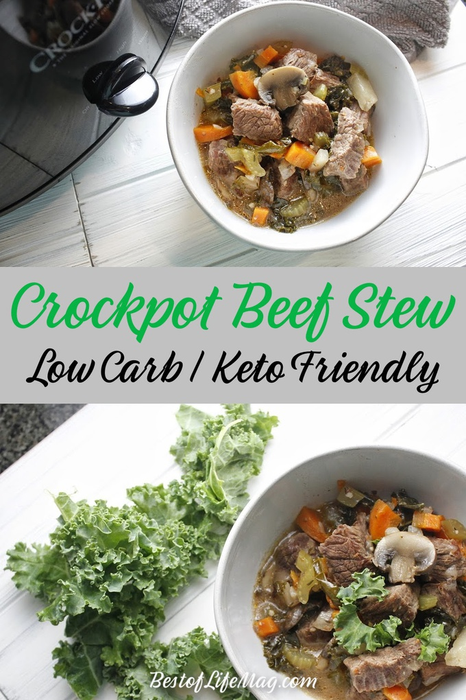 This crockpot low carb beef stew recipe is all that and more as a keto crockpot recipe for weight loss and as a family dinner. Beef Stew Crockpot Easy Recipes | Crockpot Recipes with Beef | Beef Slow Cooker Recipes | Low Carb Crockpot Recipes | Keto Beef Stew Recipes | Crockpot Recipes Weight Loss #crockpot #lowcarb via @amybarseghian
