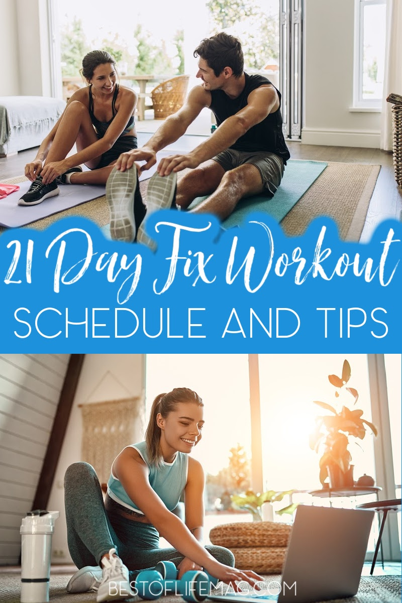 Get the results you want with this COMPLETE 21 Day Fix Workout order with a printable 21 Day Fix workout schedule and tips for each workout in the program. 21 Day Fix workout program   21 Day Fix Workout Tips   21 Day Fix Workouts   Total Body Cardio Fix   21 Day Fix Upper Fix   21 Day Fix Lower Fix   Beachbody Workouts   Pilates Fix   21 Day Fix Cardio Fix   Dirty 30   Yoga Fix   10 Minute Abs Fix   Plyo Fix #21dayfix via @amybarseghian
