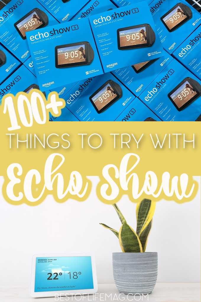 There are so many amazing things you can try with the Amazon Echo Show that will make life even easier in your smart home. Echo Show Hacks | Tips for Amazon Alexa | Tips for Echo Show | Echo Show in Kitchen | Echo Show 8 Tips | Echo Show Wallpaper | Echo Show Background | Hacks for Amazon Alexa | Amazon Alexa Skills | Skills for Echo Show Alexa Skills | Tasks for Alexa | Tips and Tricks for Echo Show Alexa Tips and Tricks #echoshow #amazonecho
