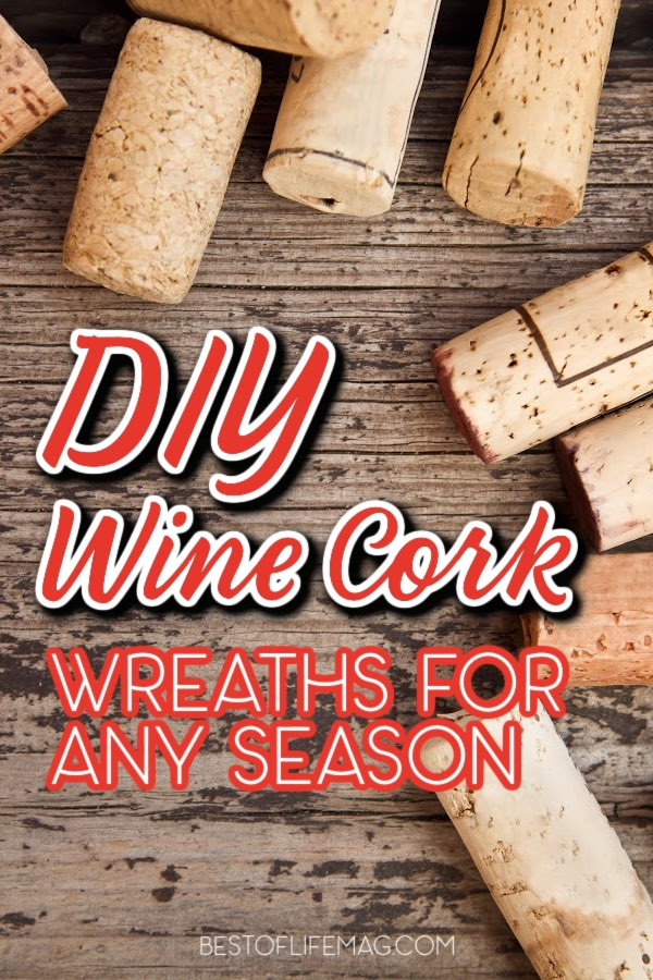Use these creative DIY wine cork wreaths to give the best homemade gifts any wine lover would appreciate during the holiday season. DIY Gift Ideas   DIY Gifts   Wine Gifts   DIY Home Décor   DIY Holiday Decorations   #DIY #wine via @amybarseghian