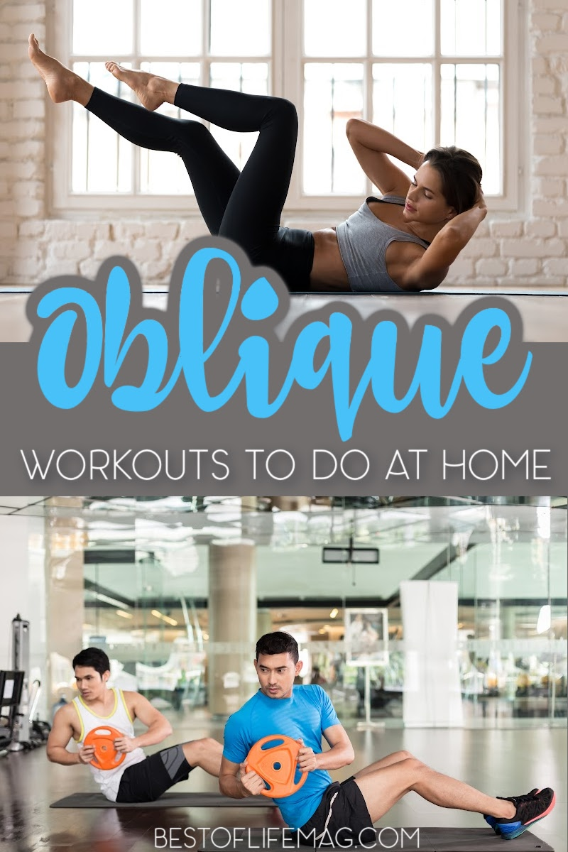 If you are a home workout enthusiast looking to mix up your abs routine, there are 25 oblique workouts you can do at home, or really anywhere! Oblique Workouts | Fitness Tips | At Home Workouts | Home Exercises | Ab Workouts | Home Fitness Ideas | Home Fitness Tips | Toning Workouts | Weight Loss Workouts | At Home Weight Training | Body Weight Exercises #abworkouts #athomeworkouts via @amybarseghian