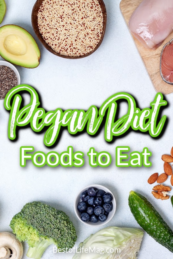 Wondering what you can eat on a Pegan diet? Learn what you can eat so you can give this new way of eating a try in your own life. Pegan Diet Recipes | Paleo Diet Recipes | Vegan Diet Ideas | Healthy Recipes | Pegan Recipes | Pegan Diet Tips | What to Eat on Pegan Diet | Tips for Healthy Eating | Weight Loss Recipes #pegandiet #weightloss via @amybarseghian