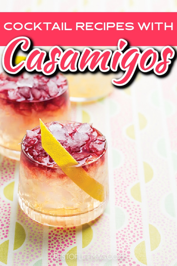 Grab a bottle of Casamigos Anejo and use it to make some of the best Casamigos Anejo recipes for cocktails during your next party or happy hour. Tequila Recipes   Tequila Cocktail Recipes   Cocktail Recipes   Happy Hour Recipes   Drink Recipes #cocktails #recipes via @amybarseghian