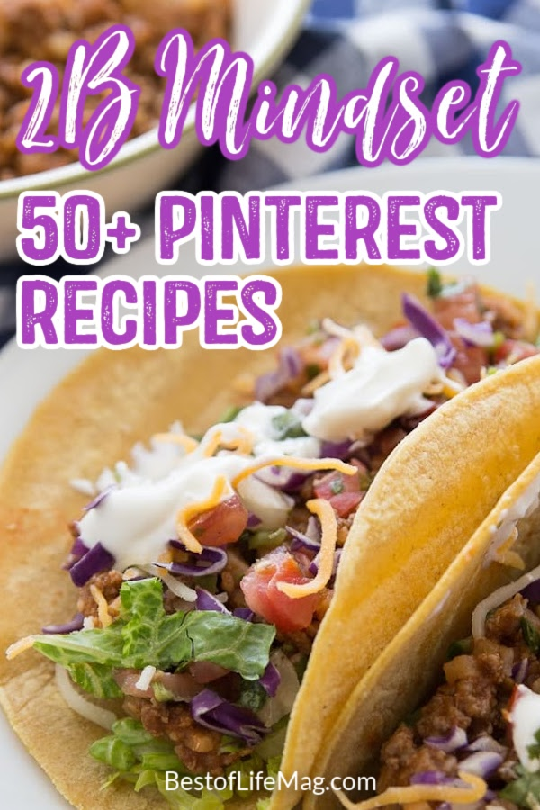 It doesn't matter if you are an emotional eater, a snacker or someone who gives in to temptation, you can lose weight with the best 2B Mindset recipes on Pinterest. 2B Mindset Recipes | Easy Weight Loss Recipes | Beachbody Recipes | Beachbody Workouts | Best Weight Loss Recipes | healthy Recipes | Weight Loss Tips #2bmindset #beachbodyrecipes via @amybarseghian