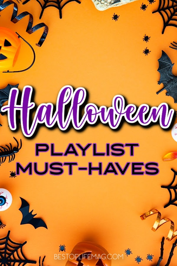 Add these must have spooky songs to your downloaded music to make the BEST Halloween playlist for all ages that is kid friendly, too! Halloween Music for Kids | Music for Halloween Parties | Halloween Sounds | Halloween Playlist Ideas | Tips for Halloween Party | Halloween Party Hosting Ideas | Spooky Music for Halloween #halloween #music via @amybarseghian